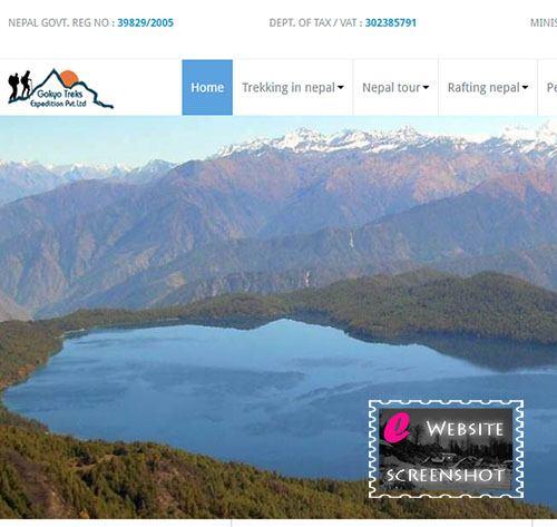 Gokyo Treks Nepal