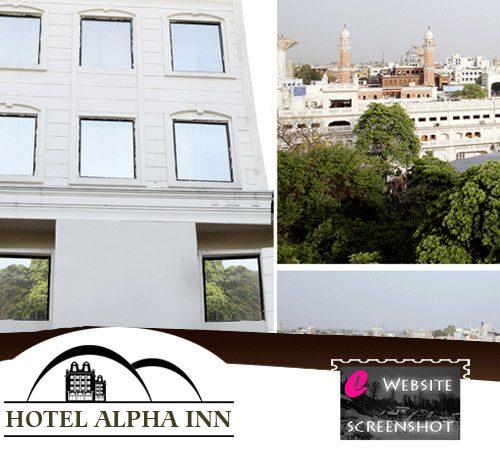Hotel Alpha Inn