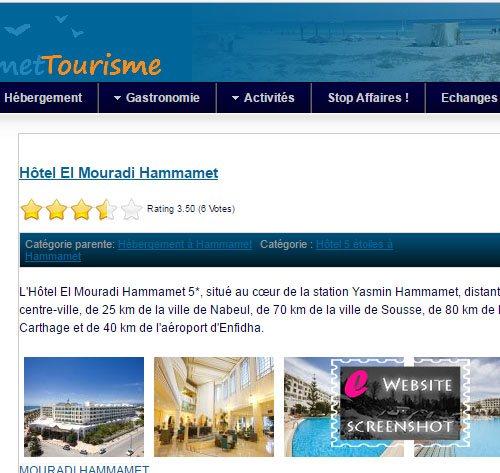 Hammamet Tourisme