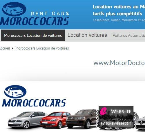 Morocco Cars