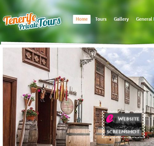Tenerife Private Tours
