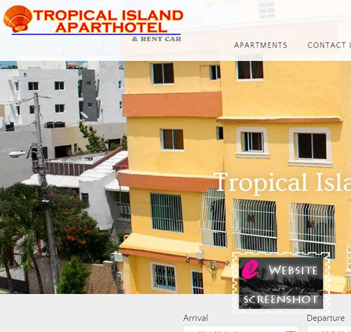 Tropical Island Apart Hotel