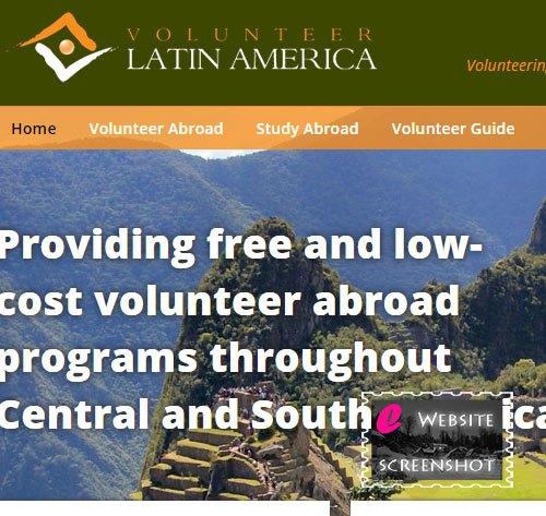 Volunteer Latin America
