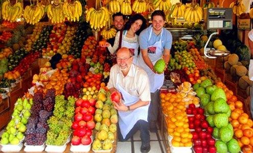 Lima tour gastronomic
