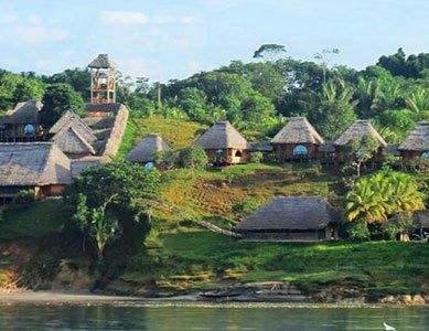 Lodge at Jungle