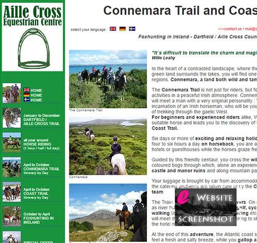 Connemara Trails