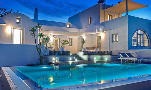 Loren Villa Santorini
