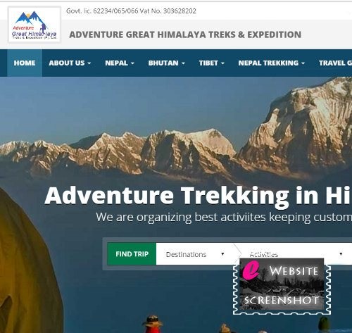 Adventure Great Himalaya