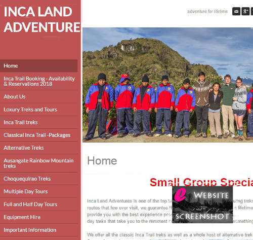 Inca Land Adventures