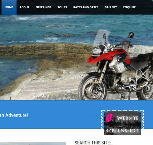 SA Motorcycle Tours