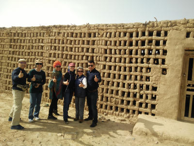 Drying House of Turpan