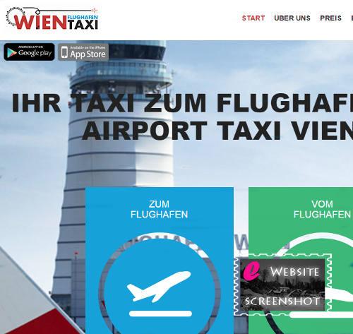 Wien Flughafen Taxi