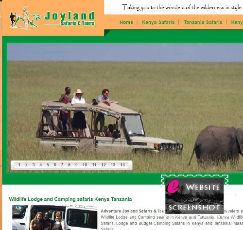 Joyland Safaris
