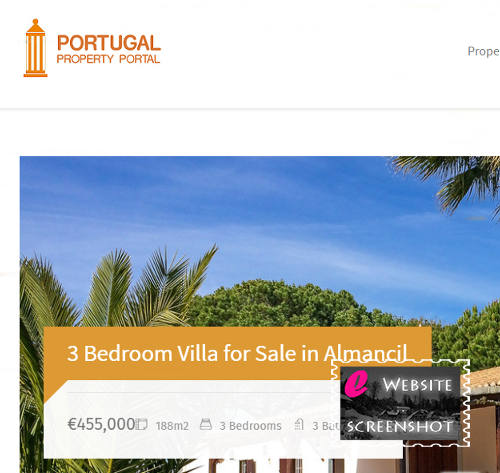 Portugal Property Portal