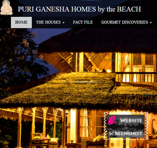 Puri Ganesha Homes