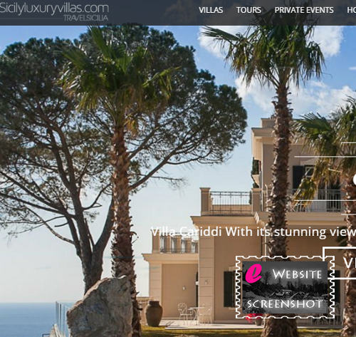 Sicily Luxury Villas