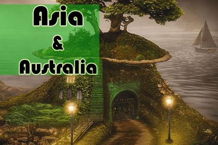 Asia and Australia Tours