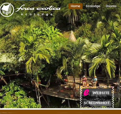 Finca Exotica Ecolodge