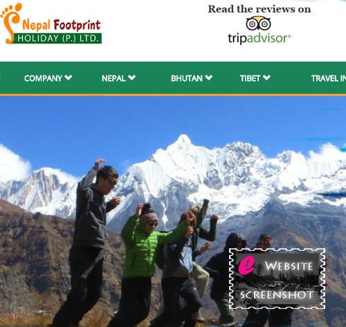 Nepal Footprint