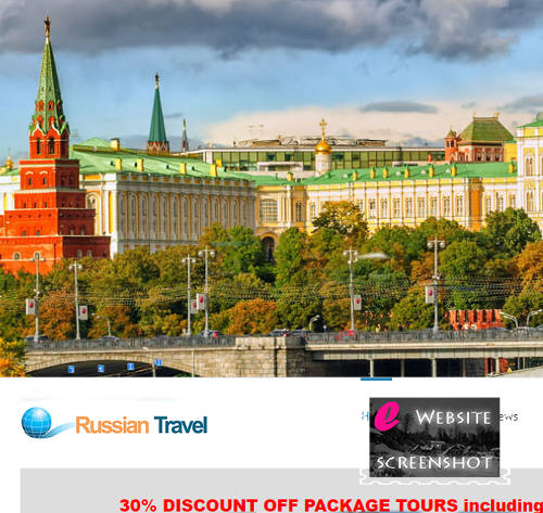 Russian Travel And Tours