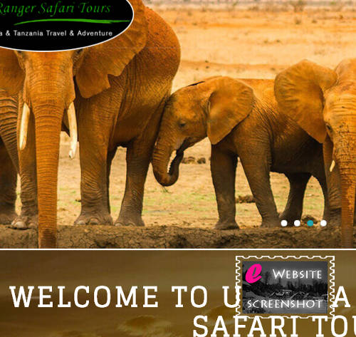 Ranger safari Tours