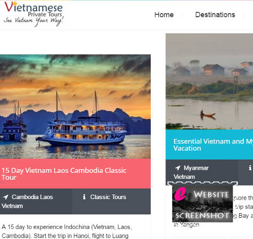 Vietnamese Private Tours