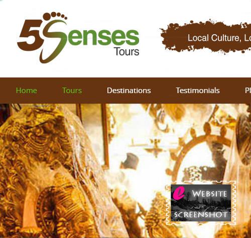 5 Senses Tours