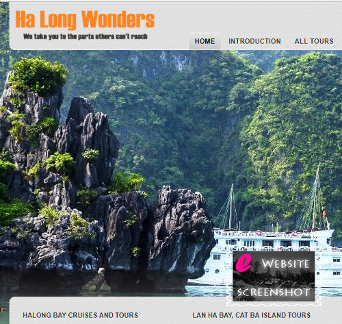 Ha Long Wonders