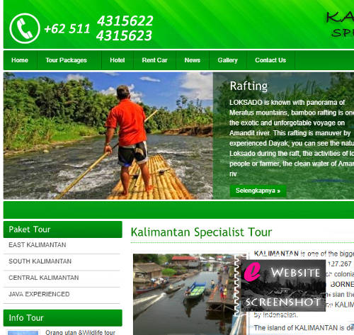 Kalimantan Specialist Tour