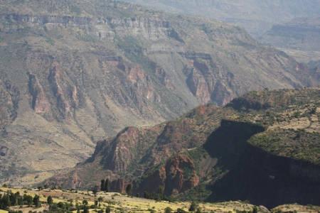 Monastery Debre Libanos