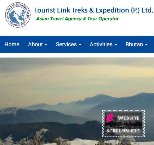 Tourist Link Treks