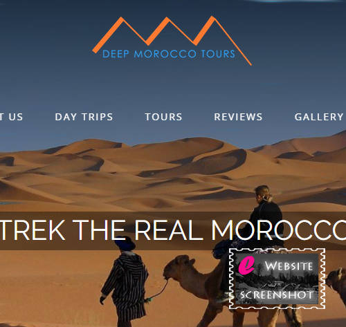 Deep Morocco Tours