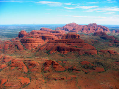 Kata Tjuta - Heart of Central Australia Tour