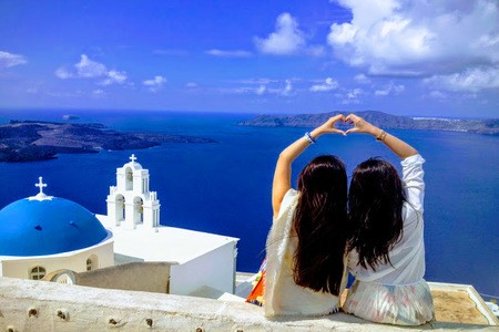Top Santorini Tour