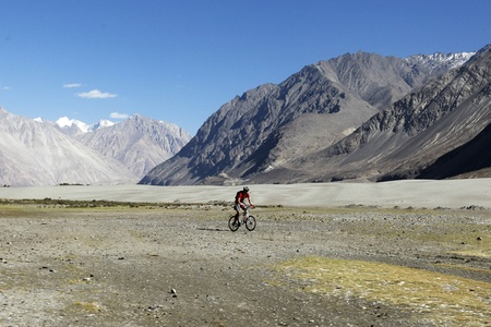 India Cycling Tour