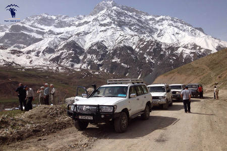 Pamir Highway Adventure