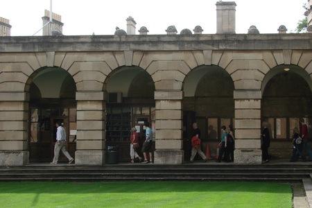 Queen's College Front Quad