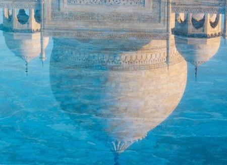 Taj Mahal in Ingia Agra