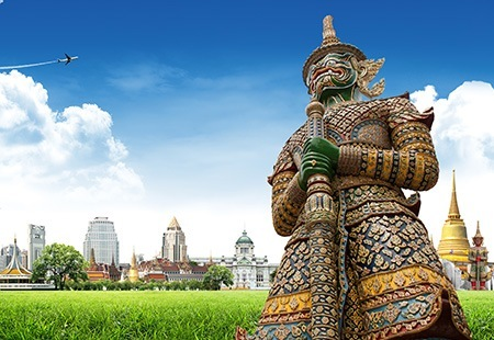Bangkok travel introduction