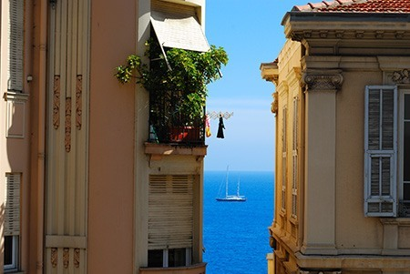 Monte Carlo apartment view