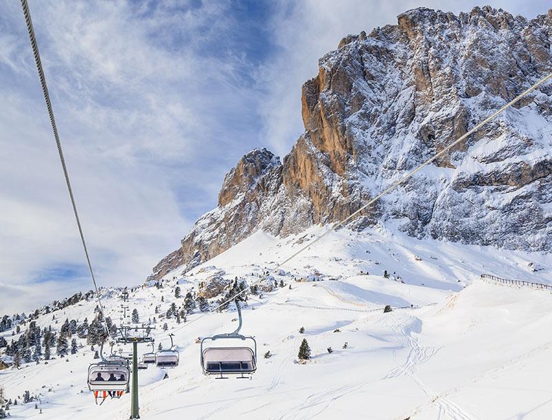 Val Gardena Ski