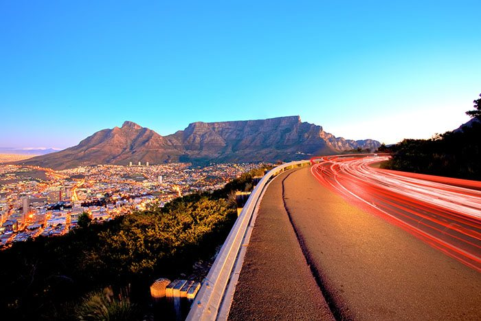 Cape Town Drive