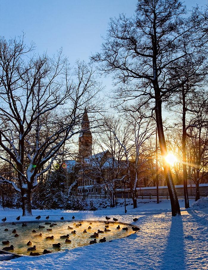 Helsinki park