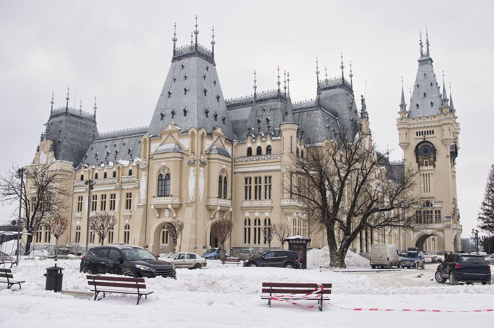 Palatul de Cultura, Iași