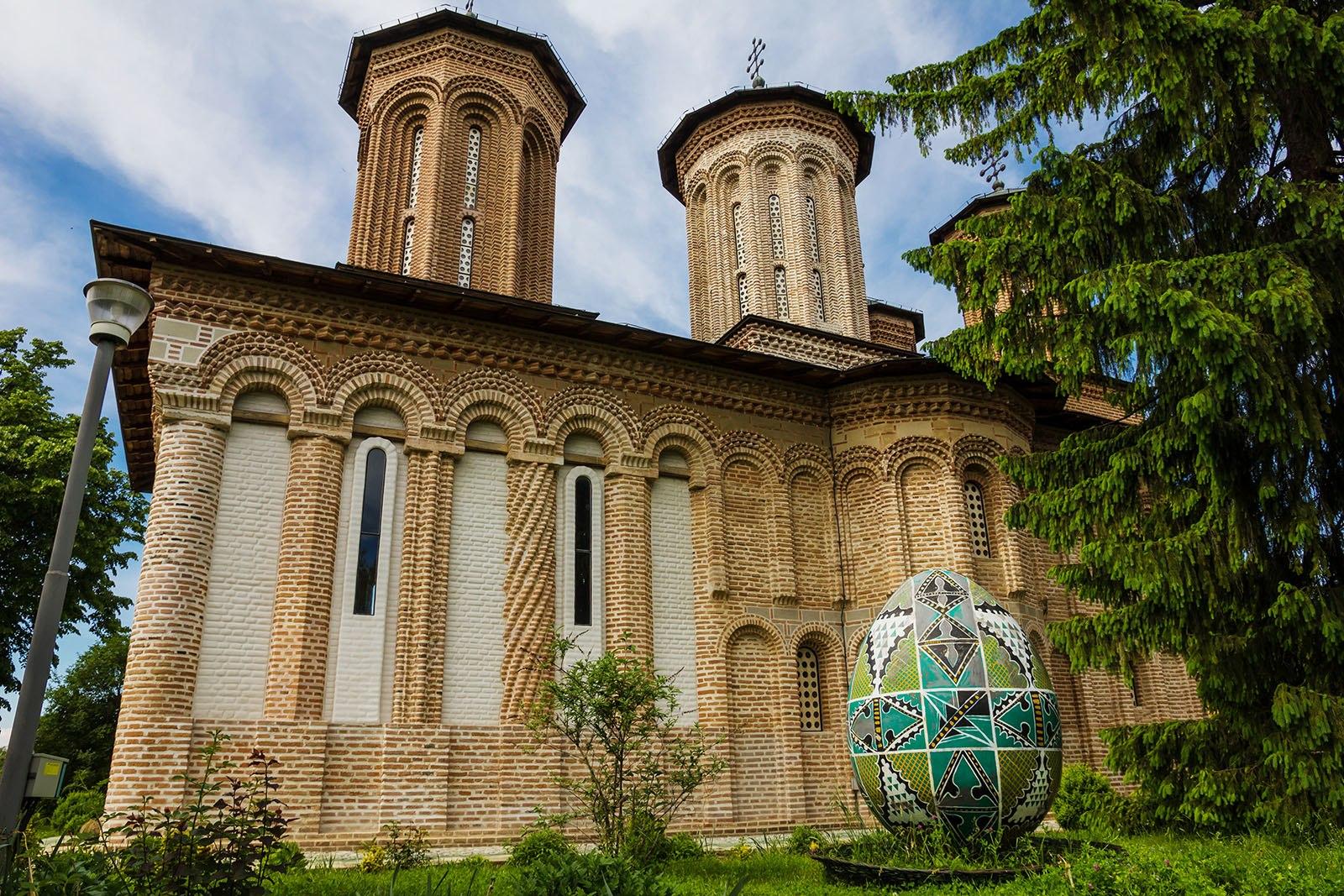 Mânăstirea Snagov