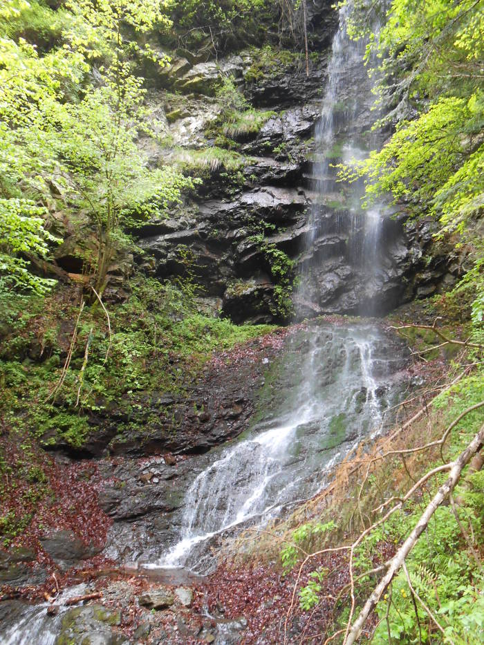 Waterfall on Stan's Valley